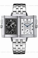 Replica Jaeger-LeCoultre Reverso Duo Mens Wristwatch 271.81.10