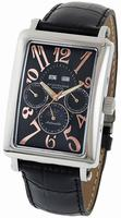 Replica Stuhrling Gotham Chairman Mens Wristwatch 27CC.33151