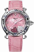 Replica Chopard Happy Sport Ladies Wristwatch 28-8950