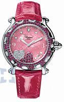 Replica Chopard Happy Sport Ladies Wristwatch 28.8944-21