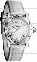 Replica Chopard Happy Sport Round Ladies Wristwatch 288507-9011