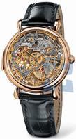 Replica Vacheron Constantin Les Cabinotiers - Repetition Skeleton Minutes Mens Wristwatch 30030.000R-8200