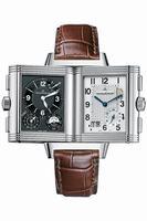 Replica Jaeger-LeCoultre Reverso Grande GMT Mens Wristwatch 302.84.20