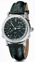 Replica Ulysse Nardin GMT +/- Perpetual 38.5mm Mens Wristwatch 320-22/92