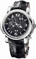 Replica Ulysse Nardin GMT +/- Perpetual 42mm Mens Wristwatch 320-60/62