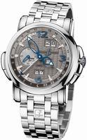 Replica Ulysse Nardin GMT +/- Perpetual 42mm Mens Wristwatch 320-60-8/69