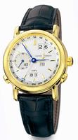 Replica Ulysse Nardin GMT +/- Perpetual 38.5mm Mens Wristwatch 321-22
