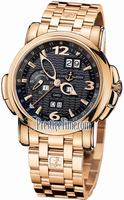 Replica Ulysse Nardin GMT +/- Perpetual 42mm Mens Wristwatch 326-60-8/62