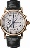 Replica Montblanc  Mens Wristwatch 36038