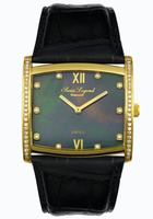 Replica SWISS LEGEND Beverly Hills Ladies Wristwatch 40037-YG-BLK-BLK