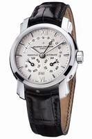 Replica Vacheron Constantin Perpetual Calendar Retrograde Mens Wristwatch 47031.000P-8956