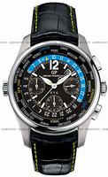 Replica Girard-Perregaux World Timer WW.TC Chronograph Mens Wristwatch 49805-11-671-SBJ6A