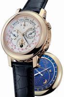 Replica Patek Philippe Sky Moon Tourbillon Mens Wristwatch 5002J