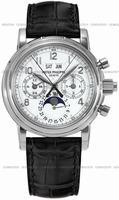 Replica Patek Philippe Split Seconds Chronograph Mens Wristwatch 5004G