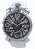 Replica GaGa Milano Manual 48mm Steel Men Wristwatch 5010.5.WHNV