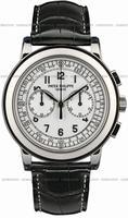 Replica Patek Philippe Classic Chronograph Mens Wristwatch 5070G