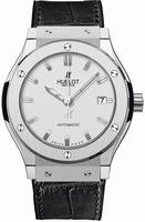 Replica Hublot Classic Fusion 45mm Mens Wristwatch 511.ZX.2610.LR