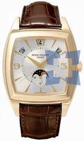 Replica Patek Philippe Annual Calendar Mens Wristwatch 5135J