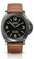 Replica Panerai Pre-Vendome Marina Militare Mens Wristwatch 5218-202/A