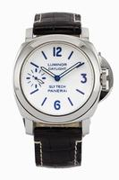 Replica Panerai Pre-Vendome Slytech Daylight Blue Mens Wristwatch 5218-207/A Blue