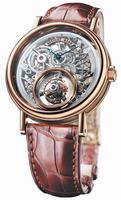 Replica Breguet Classique Grande Complication Tourbillon Messidor Mens Wristwatch 5335BR.43.9W6
