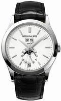 Replica Patek Philippe Annual Calendar Mens Wristwatch 5396G