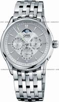 Replica Oris Artelier GMT Mens Wristwatch 58175924051MB