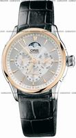 Replica Oris Artelier Complication Mens Wristwatch 58176066351LS