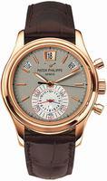 Replica Patek Philippe Calendar Mens Wristwatch 5960R