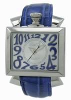 Replica GaGa Milano Napoleone Steel Men Wristwatch 6000.3.BL