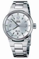 Replica Oris WilliamsF1 Team Day Date Mens Wristwatch 635.7560.41.61.MB