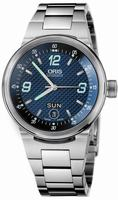 Replica Oris WilliamsF1 Team Day Date Mens Wristwatch 635.7560.41.65.MB