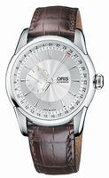 Replica Oris Small Second Pointer Date Mens Wristwatch 64475974051LS
