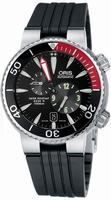 Replica Oris TT1 Divers Titan Date Mens Wristwatch 649.7541.70.64.RS