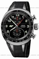 Replica Oris TT3 RUF CTR3 Mens Wristwatch 673.7611.7084.SET