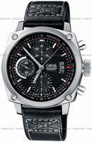Replica Oris BC4 Chronograph Mens Wristwatch 674-7616-4154-LS