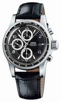 Replica Oris Big Crown Chronograph Telemeter Mens Wristwatch 674.7569.40.64.LS