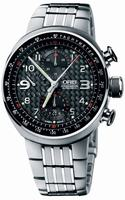 Replica Oris Williams TT3 Chronograph Mens Wristwatch 674.7587.72.64.MB