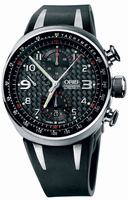 Replica Oris Williams TT3 Chronograph Mens Wristwatch 674.7587.72.64.RS