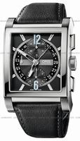 Replica Oris Rectangular Titan Chronograph Mens Wristwatch 674.7625.7064.LS