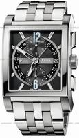 Replica Oris Rectangular Titan Chronograph Mens Wristwatch 674.7625.7064.MB