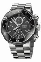 Replica Oris PRO DIVER Mens Wristwatch 674.7630.71.54.MB