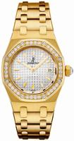 Replica Audemars Piguet Royal Oak Lady Quartz Wristwatch 67601BA.ZZ.1230BA.01