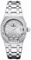 Replica Audemars Piguet Royal Oak Lady Quartz Wristwatch 67601ST.ZZ.1230ST.01