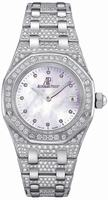 Replica Audemars Piguet Royal Oak Lady Quartz Wristwatch 67602BC.ZZ.1212BC.01