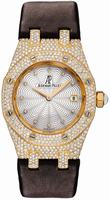 Replica Audemars Piguet Royal Oak Lady Quartz Wristwatch 67605BA.ZZ.D080SU.01