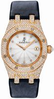 Replica Audemars Piguet Royal Oak Lady Quartz Wristwatch 67605OR.ZZ.D009SU.01