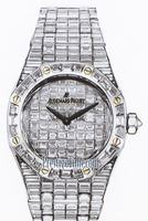 Replica Audemars Piguet Royal Oak Lady Quartz Wristwatch 67606BC.ZZ.9179BC.01