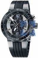 Replica Oris WilliamsF1 Team Chronograph Date Mens Wristwatch 679.7614.41.74.RS