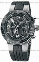Replica Oris WilliamsF1 Team Chronograph Date Mens Wristwatch 67976144164RS